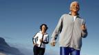 Sport ist auch mit zunehmendem Alter möglich.