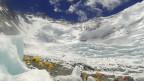 Auf dem Weg zum höchsten Gipfel (Keystone)