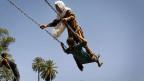 Kinder in Afghanistan haben wenig Zeit zum Spielen (Bild: Keystone)