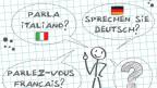 Eine fremde Sprache erlernen kann einen teuer zu stehen kommen.