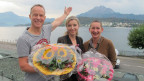 V.l.n.r. Beat Wicki, Anita Richner, Annette Windlin
