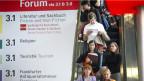 Frankfurter Buchmesse - wo Stars und Fans zusammentreffen (Bild: Frankfurter Buchmesse, Peter Hirth)