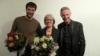 Rainer Eder, Rosmarie Weber und «Persönlich»-Gastgeber Dani Fohrler.