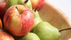 Äpfel und Birnen, dazu noch ein paar Kartoffeln, und schon entsteht das feine Gericht «Schnitz und Häppere».