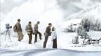 In Kastelau wird die Dreharbeit zur Farce (Coverausschnitt)