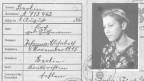 Die gefälschte Kennkarte von Marie Jalowicz Simon (Bild: Hermann Simon)