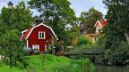 Das Sommerhäuschen in Finnland (Bild: Pixelio)