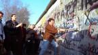 Ein historischer Moment - Der Fall der Berliner Mauer (Bild: Keystone)