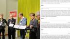 Forum-Runde und Kommentare.