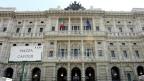 Der italienische Gerichtshof (Bild: Keystone)