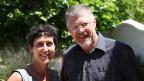 Monika Schärer hat Deon Meyer in Südafrika besucht (Bild: Privat)