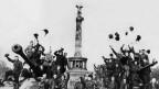 Berlin, 8. Mai 1945 (Bild: Keystone)