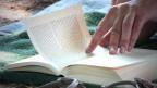 Lori Nelson Spielman mag das Lesen am Strand (Bild: Pixelio/hamburg-fotos-bilder.de)