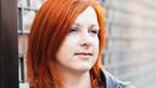 Erzählt mit Charme eine todtraurige Geschichte: Sandra Weihs (Bild: Theresa Pewal)