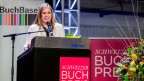 Monique Schwitter gewinnt mit ihrem Roman «Eins im Andern» den Schweizer Buchpreis 2015