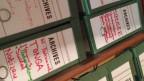 In Romainmôtier lagern von Arx' Reportagen aus der Südsee (Bild: privat)
