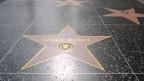 Stern auf dem Walk of Fame in Hollywood.