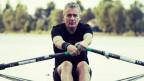 Ilja Trojanow beim Rudern, einer der 80 Olympiadisziplinen (Bild: Thomas Dorn)