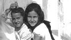 Eine italienische Freundschaft in den 50er Jahren (Bild: Keystone)