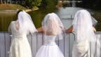 Welche Braut soll es sein? (Bild: Keystone)