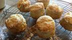 Scones gebacken.