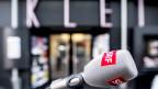 SRF Mikrofon vor Kleintheater Luzern
