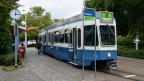 Tram in Zürich (Bild: Keystone)