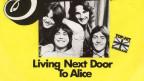 Single-Cover: Living Next Door To Alice (1977)