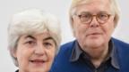 Peter Herzog mit seiner Frau.