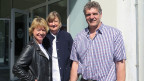 «Persönlich»-Gastgeberin Daniela Lager (links) mit ihren Gästen Esther Widmer und Werner Günthör.