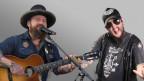Zwei Country-Rebellen: Zac Brown (l) und Bob Wayne (r)