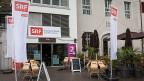 Die Schnabelweid Sendung wird in der Cantina del Vino in Solothurn aufgezeichnet