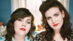 Laura und Lydia Rogers alias «The Secret Sisters»