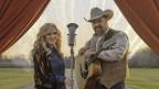 Duett-Partner: Rhonda Vincent und Daryle Singletary