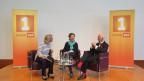 Silvia Iklé und Anton Mosimann zu Gast im «Persönlich» bei Sonja Hasler
