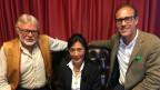 Reto Rey Keller und Dechen Shak-Dagsay zu Gast im Persönlich bei Christian Zeugin