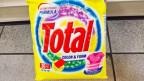 Audio «Uraltes Migros-Waschmittel im türkischen Supermarkt» abspielen.