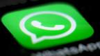 Symbol des Kurznachrichtenanbieters Whatsapp.