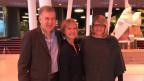 Martin Zaugg (l) und Regina Martin (r) sind Gäste im Persönlich bei Daniela Lager.