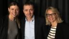 Karin Bertschi und Guido Fluri sind zu Gast bei Sonja Hasler.