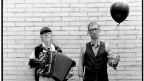 Das Liedermacher-Duo Schönholzer & Rüdisüli ist einer der Schnabelweid-Geheimtipps