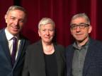 """""""Persönlich Gäste"""" von Dani Fohrler Brigitte Rindlisbacher und Franco Supino"""