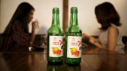 Soju ist ein beliebtes Getränk in Südkorea