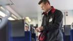 Billetkontrolle: Funktioniert die App nicht, hat der Passagier ein Problem.