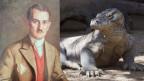 Rudolf von Reding von Biberegg und Komodowaran