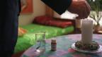 Kerze und Mittel – Sterbehilfe