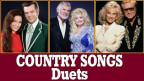 Zu zweit geht's besser - Country-Duette