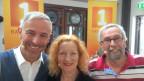 """""""Persönlich Gäste"""" von Dani Fohrer, Brigitta Luisa Merki und Edi Blatter"""