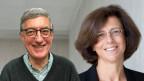 Der Ex-Brigadier Marcel Fantoni und die Physikerin Ursula Keller sind zu Gast bei Sonja Hasler.