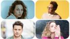 Portait Aufnahmen von Anna Rossinelli, Marc Sway, Bastian Baker und Lina Button